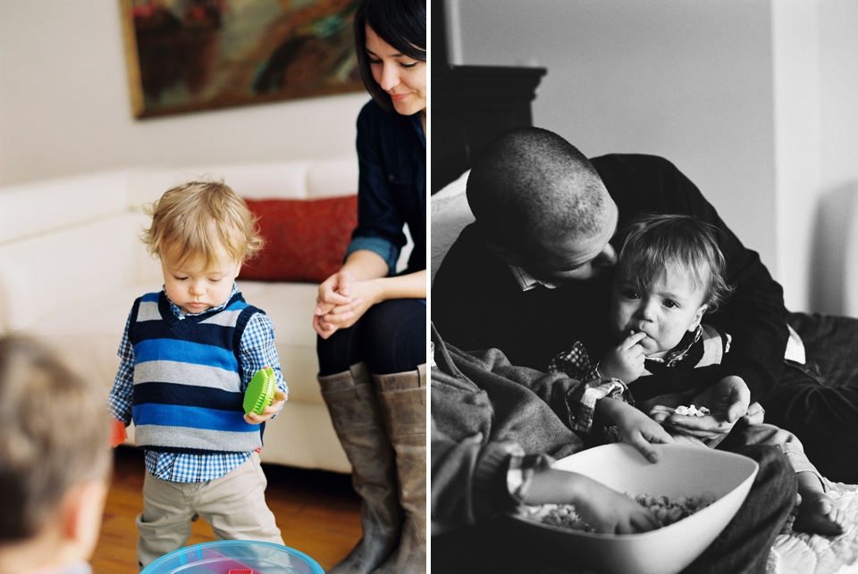 family lifestyle photography on film in new jersey