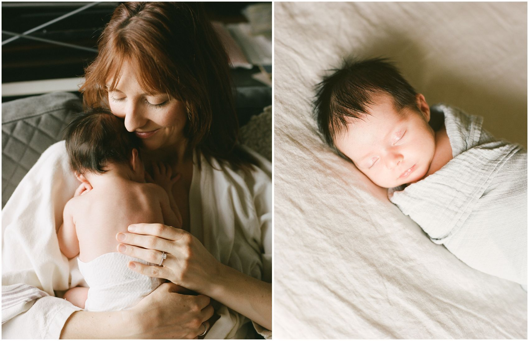 best newborn photos show lots of love